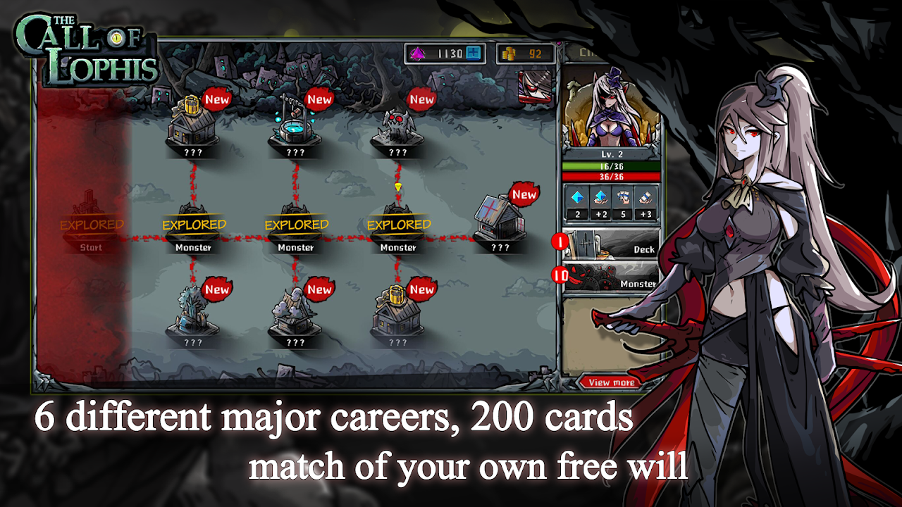 Android Dark Dungeon Survival Pro Screen 4