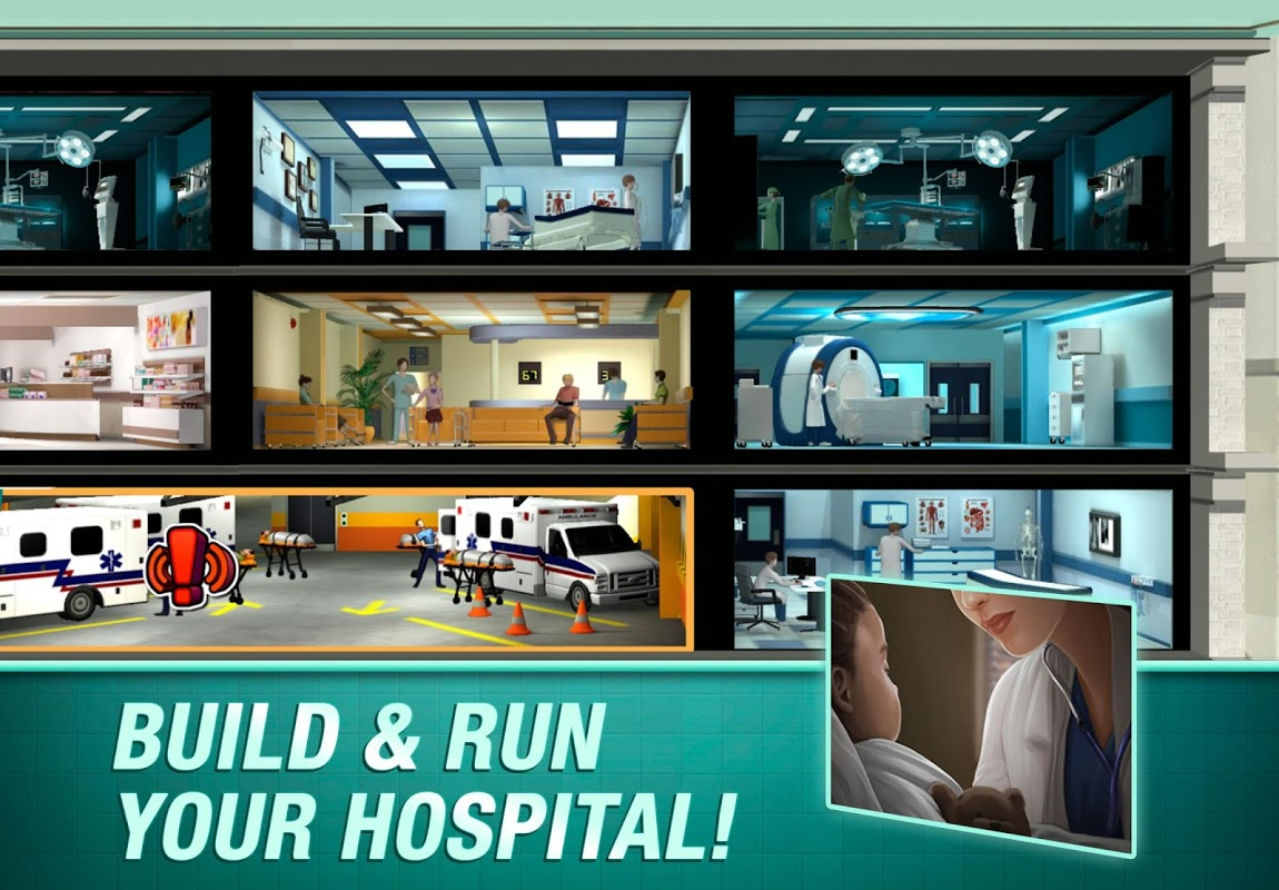 Operate Now: Hospital Doctor 1.7.4 Screen 3