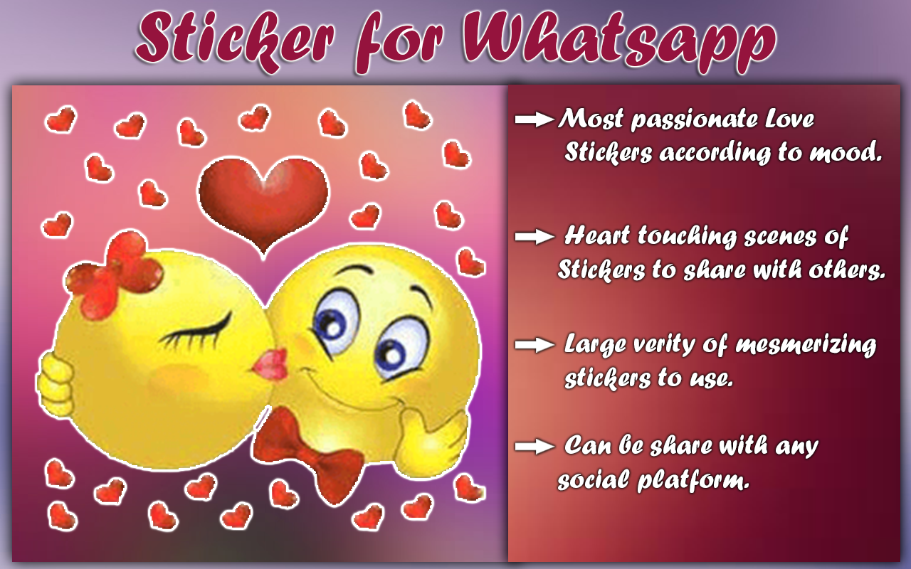 Stickers For Whatsapp - Social Chat Stickers 1.00 Screen 8