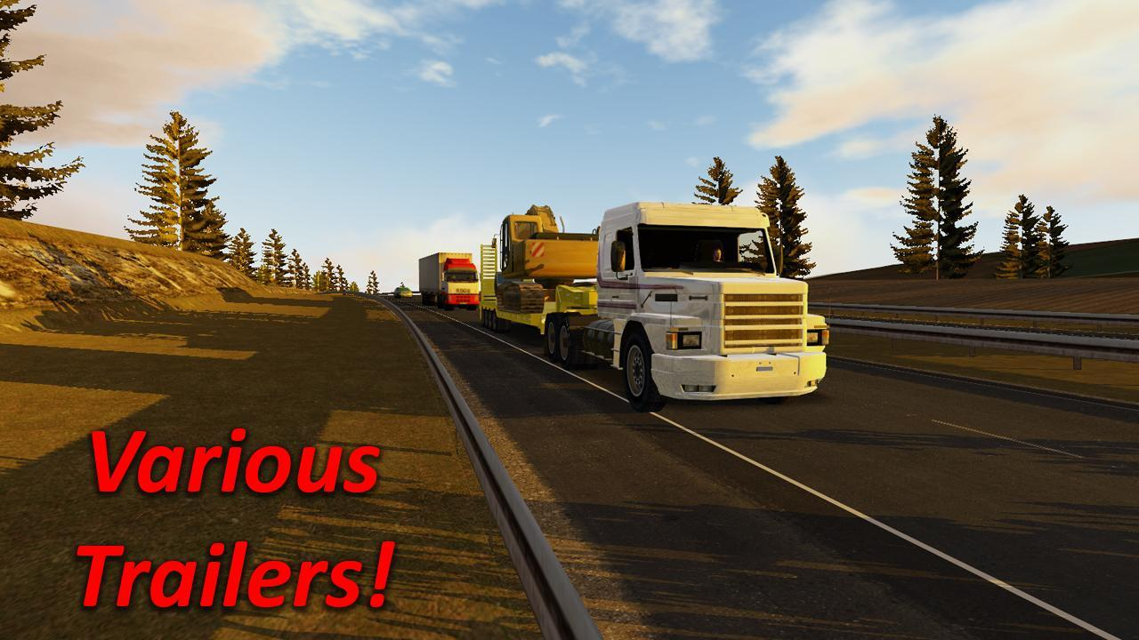 Android Heavy Truck Simulator Screen 6