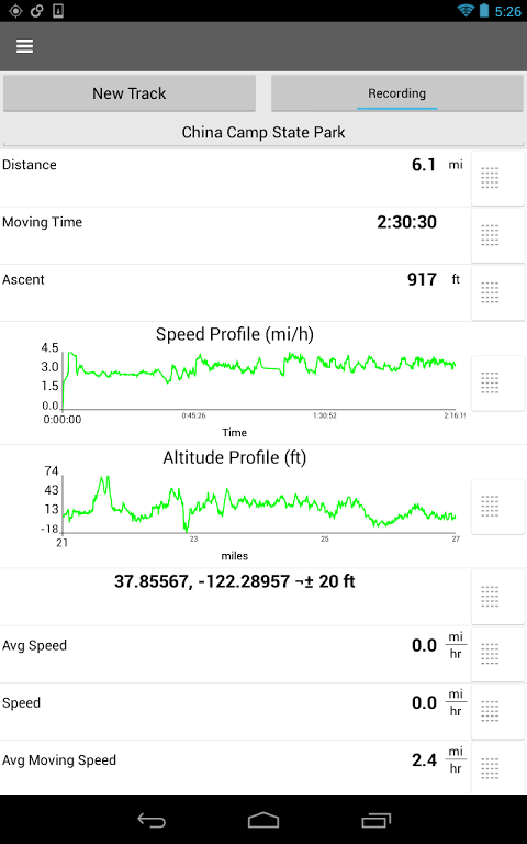 Gaia GPS: Explore the UK 5 3 5 APK Download by TrailBehind