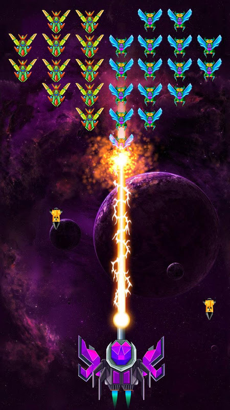 Galaxy Attack: Alien Shooter 6.20 Screen 4