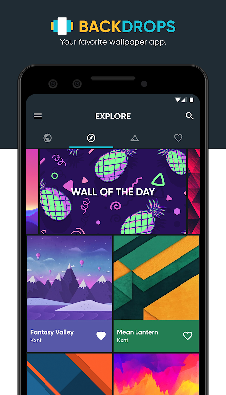 Backdrops - Wallpapers 4.0.8 Screen 4