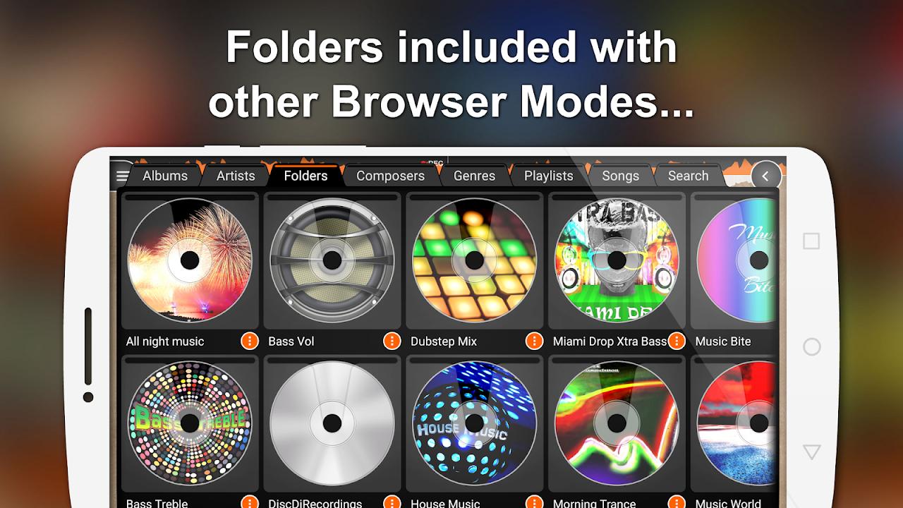 DiscDj 3D Music Player - Dj Mixer v4.005s Screen 9