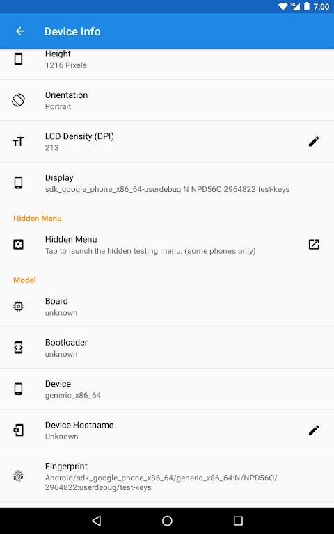Root Essentials 2.4.9 Screen 31
