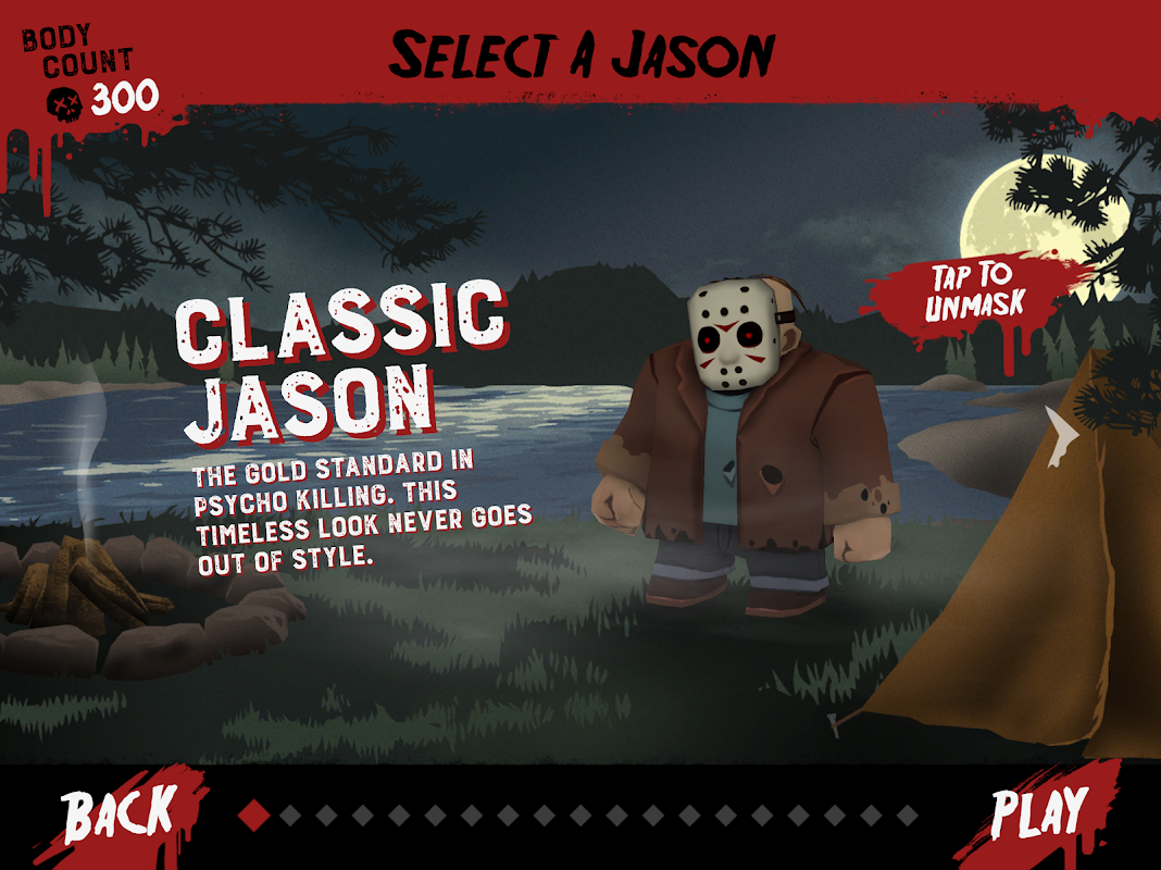 Android Friday the 13th: Killer Puzzle Screen 9