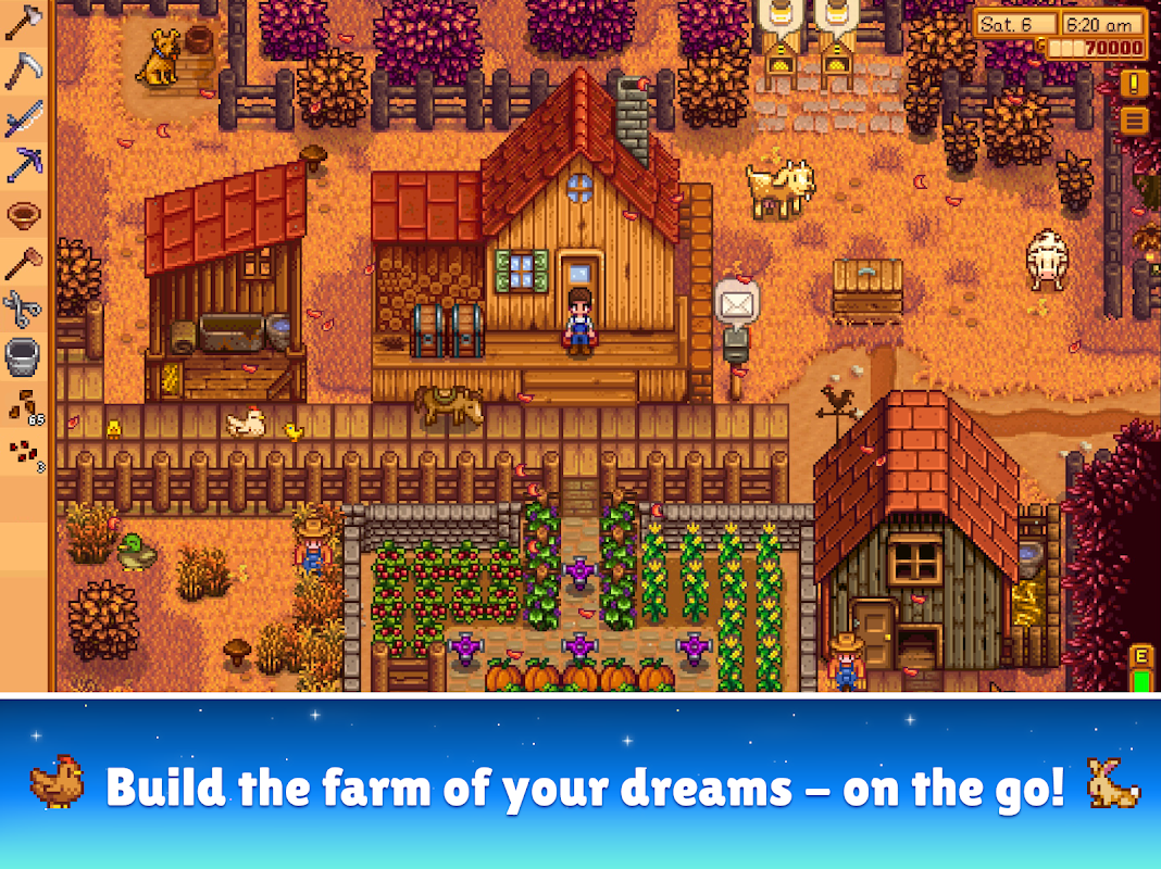 Stardew Valley 1.18 Screen 14