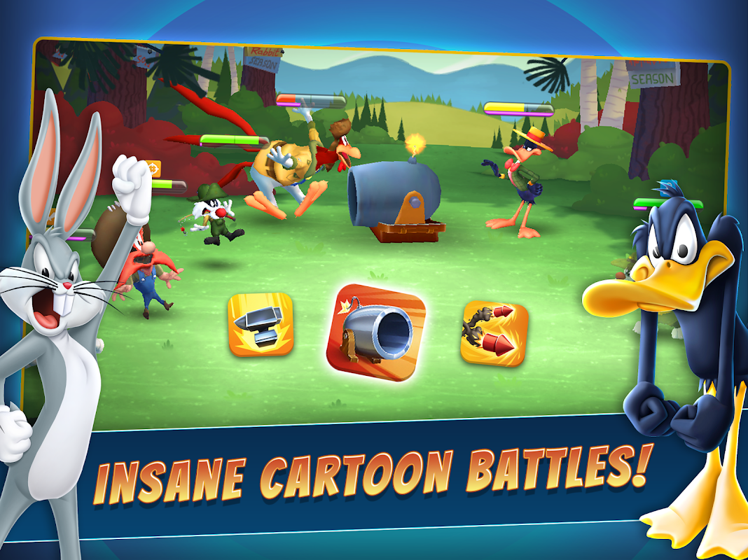 Looney Tunes™ World of Mayhem - Action RPG 13.0.5 Screen 6