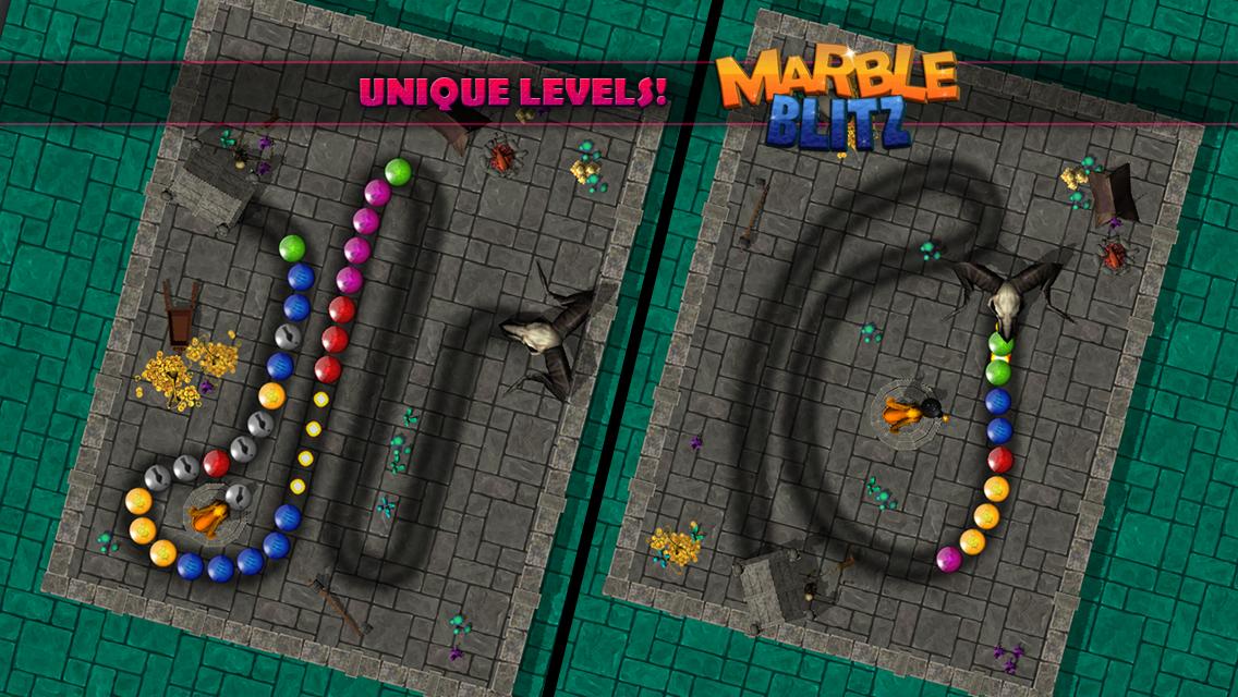 Android Marble Blitz Ball Blast Legend Screen 4
