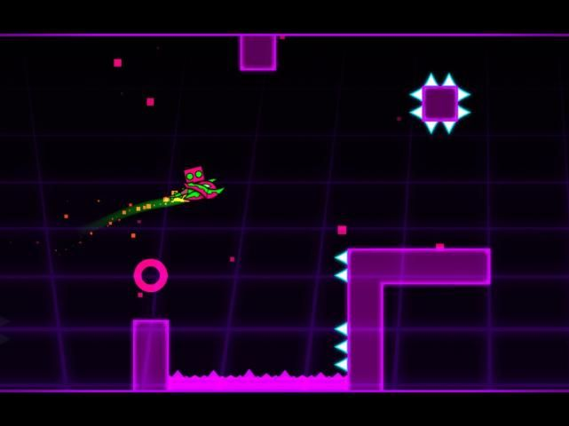 Geometry Dash World 1.03 Screen 8