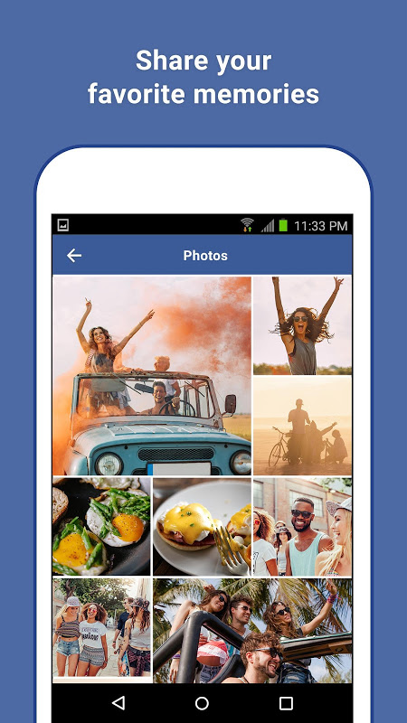 Facebook Lite 30.0.0.8.65 Screen 3