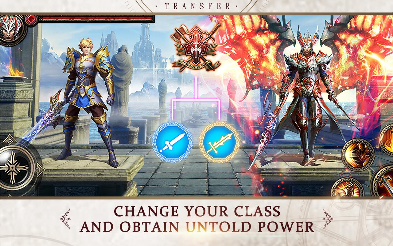 Android Eternal Crusade-永恒纪元 Screen 1