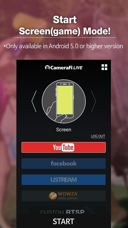 CameraFi Live 1.9.33.0928 Screen 5