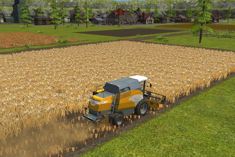 Android Farming Simulator 16 Screen 1