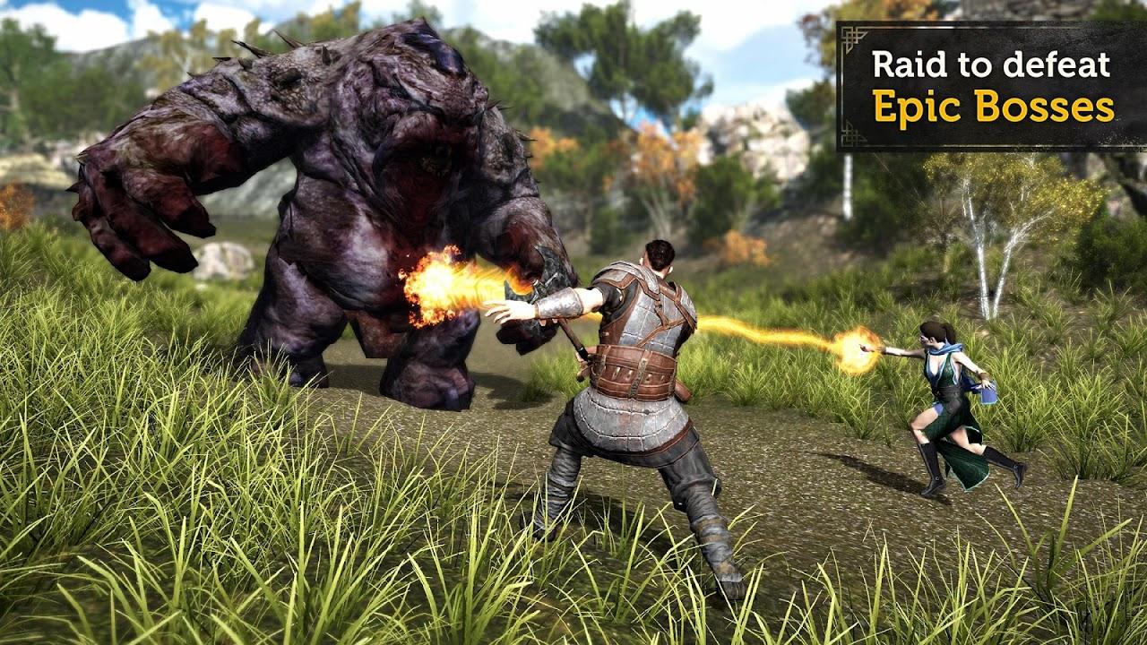 Evil Lands: Online Action RPG 1.2.1 Screen 3