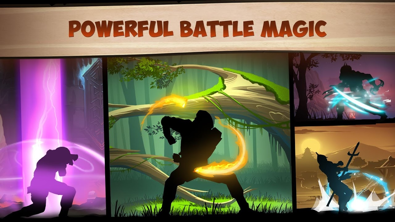 Android Shadow Fight 2 Screen 4