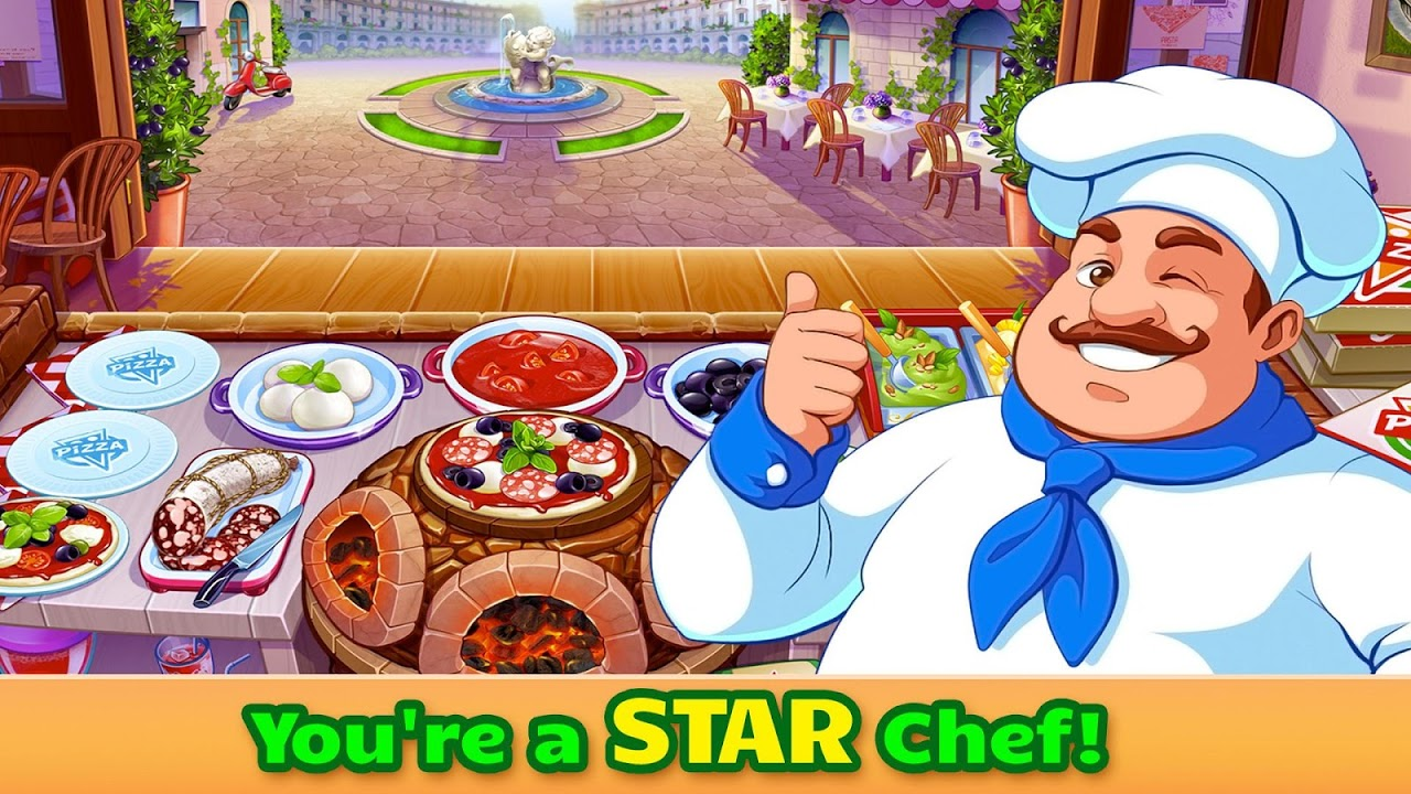Android Cooking Craze - A Fast & Fun Restaurant Chef Game Screen 8