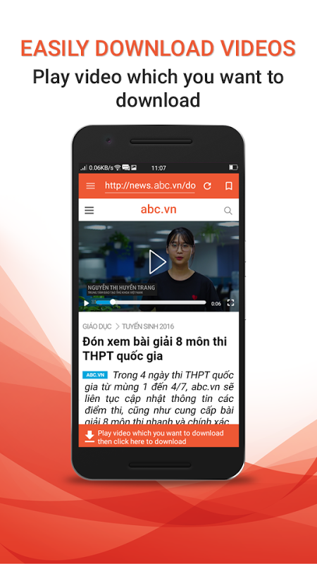 Download Video Free 2.6 Screen 1