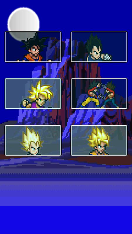Saiyan Power 1.5 1.1.1 Screen 3