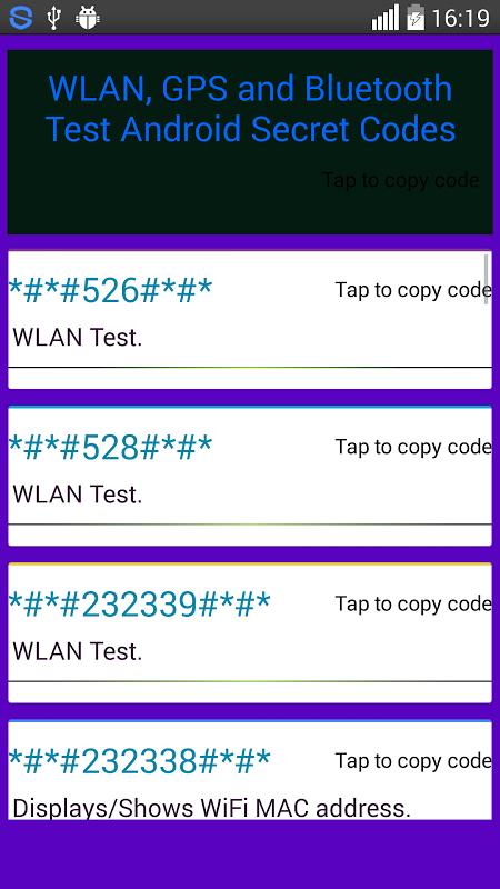 Mobile Phone Secret Code APKs | Android APK