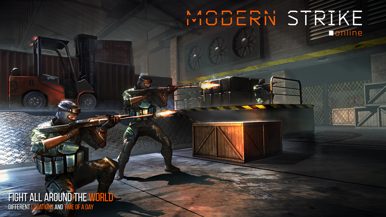 Modern Strike Online 1.18.3 Screen 5