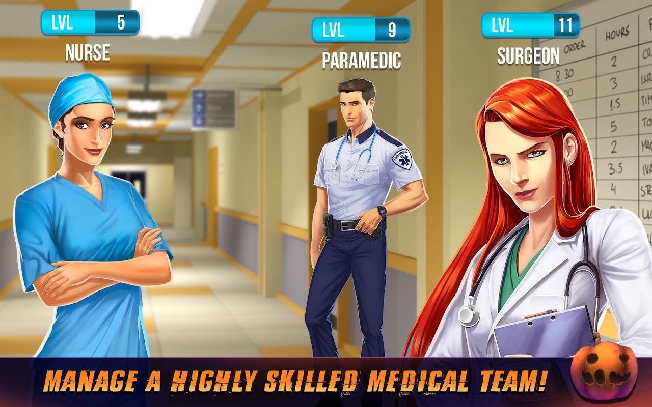 Operate Now: Hospital 1.23.3 Screen 7