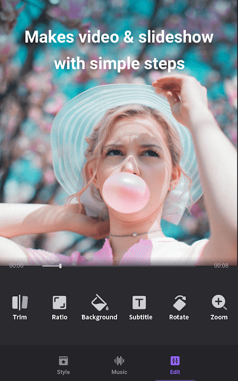 Video Maker of Photos with Music & Video Editor 2.2.2 cn Screen 1