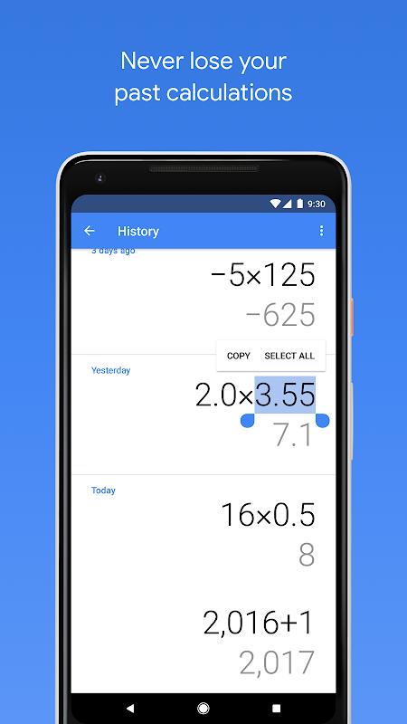 Calculator 7.3 (4410489) Screen 6