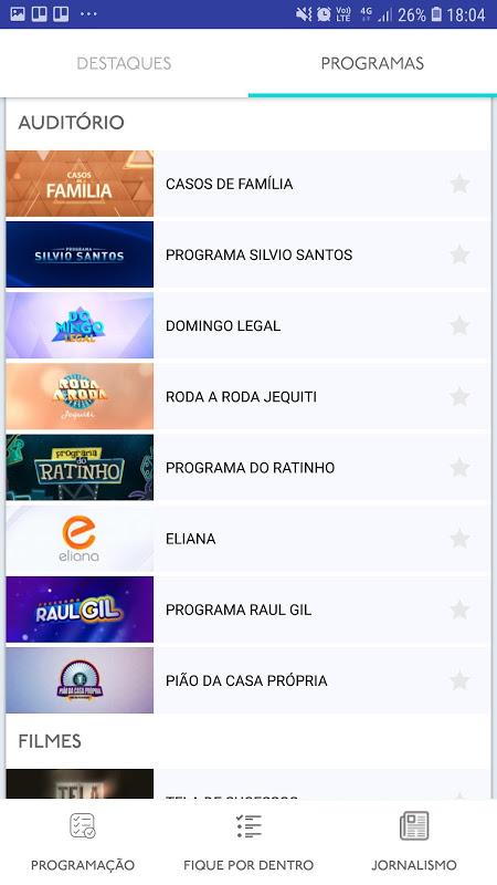 TV SBT 2.0.2 Screen 2