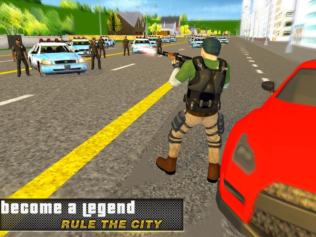 Android Criminal Story! Miami Gangster Screen 5
