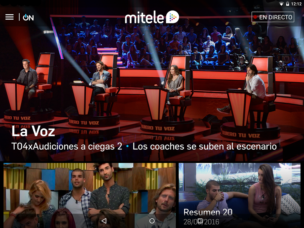 MiTele 3.0.29 APK Download by Mediaset España | Android APK