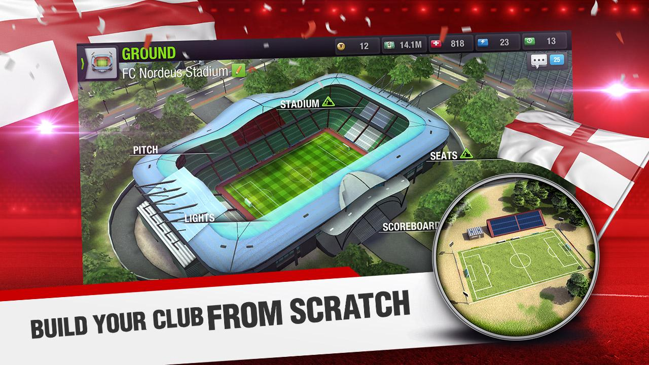 Android Top Eleven 2018 - Be a Football Manager Screen 5