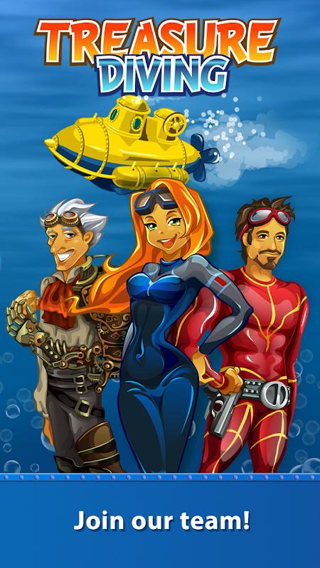 Treasure Diving 1.257 Screen 11