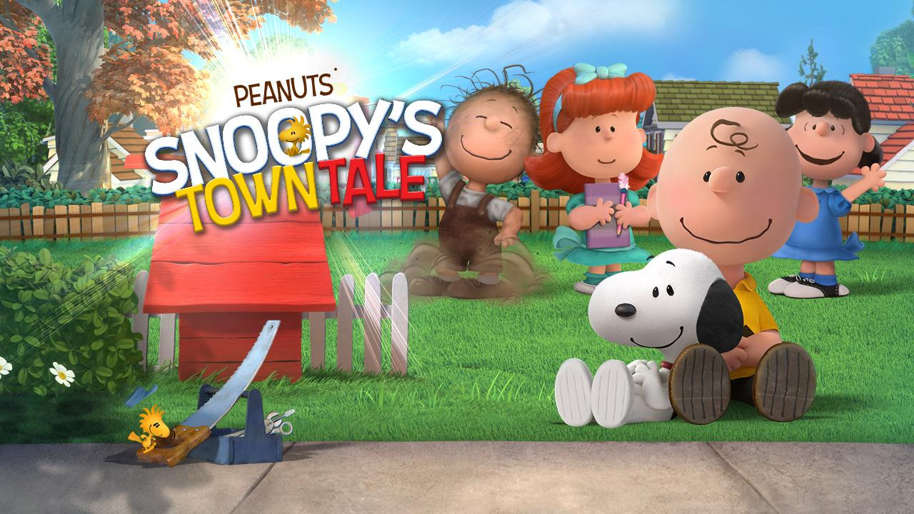 Snoopy's Town Tale - City Building Simulator 3.3.9 Screen 9
