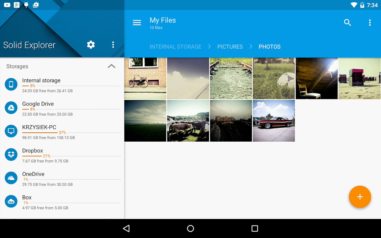 Solid Explorer File Manager 2.5.6 Screen 12
