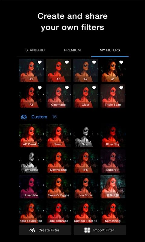 Polarr Photo Editor 5.0.5.0 Screen 3