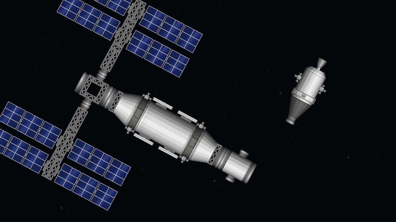 Android Spaceflight Simulator Screen 9