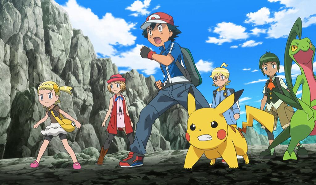 Pokémon TV 2.1.0 Screen 2