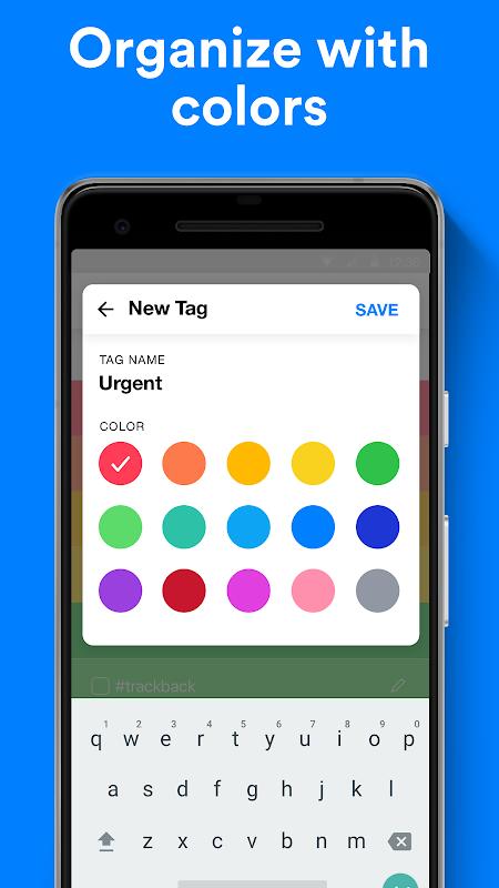 Any.do: To-do list, Calendar, Reminders & Tasks 4.12.0.5 Screen 3