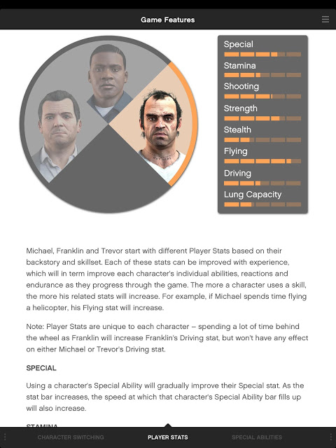 Grand Theft Auto V: The Manual 5.0.12 Screen 3