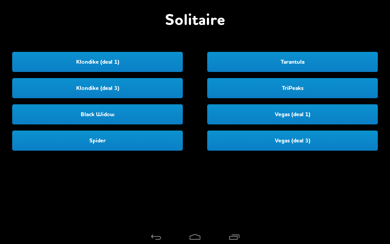 Solitaire 1.1.2 Screen 9