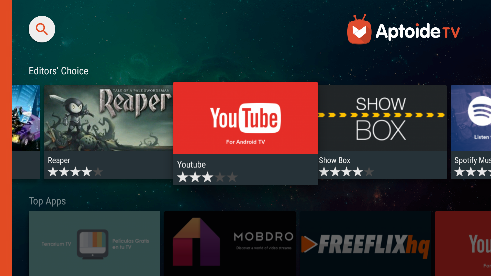 Aptoide TV 5 0 2 APK Download by | Android APK