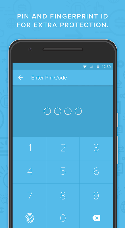 Android Circle Pay — Send money free Screen 4