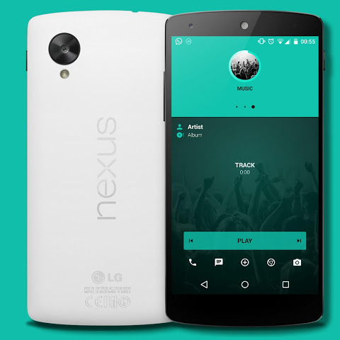 Android Wired for Kustom Screen 2