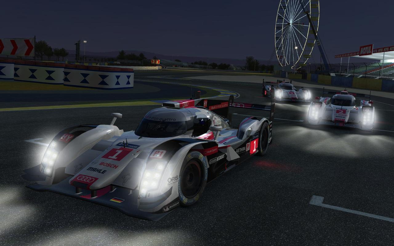 Android Real Racing 3 Screen 1
