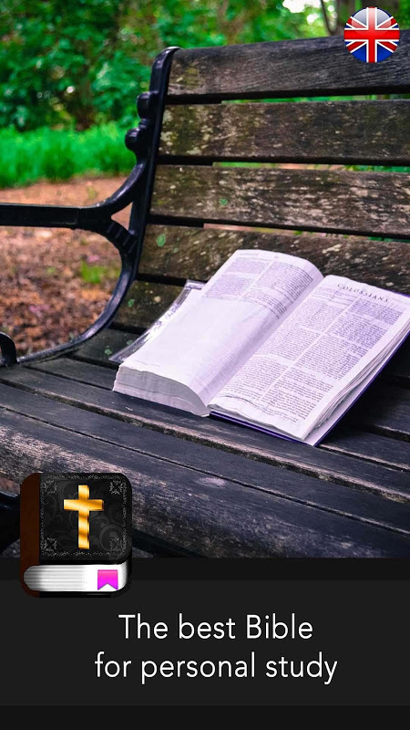 Android Study Bible free Screen 4