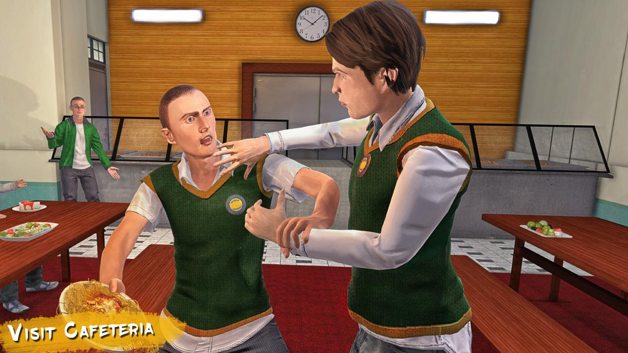 Android High School Bully Gangster Screen 2
