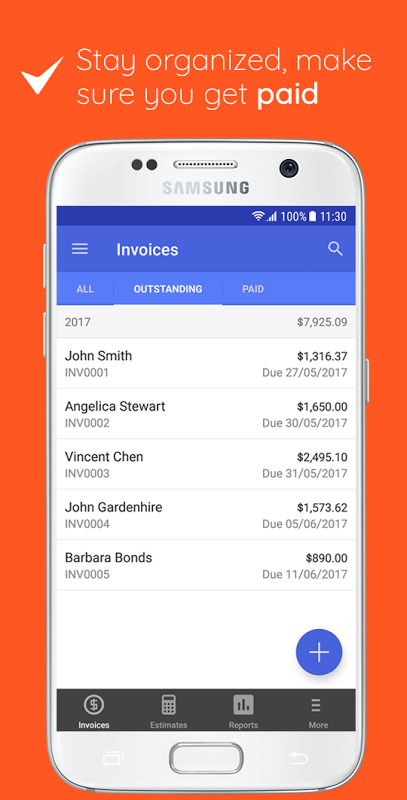 Invoice & Estimate on the Go 0.1.283 Screen 7