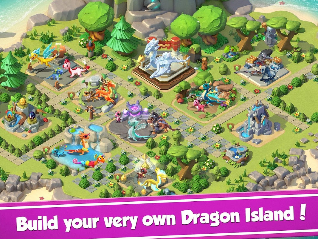 Android Dragon Mania Legends Screen 6