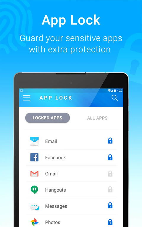 Applock - Fingerprint Pro 1.38 Screen 11